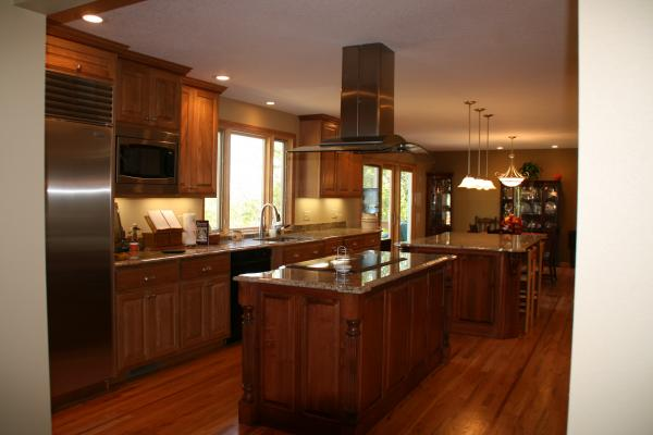 Lake Panorama Kitchen