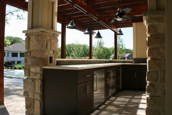 Waukee Outdoor Kitchen