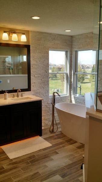 Waukee Master Bathroom