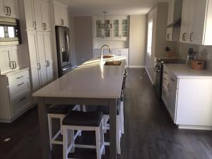 AFTER Custom Kitchen